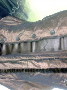 Ремонт и переделка одежды: замена кнопок на пуговицы