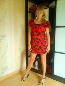 Пошив коктейльного платья